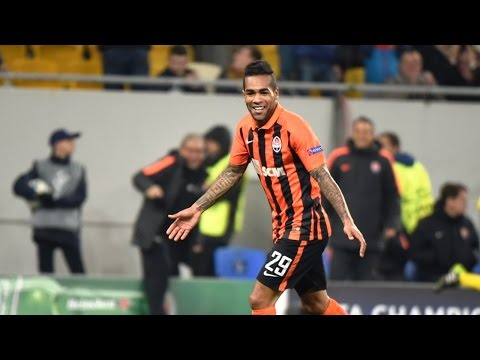 ALEX TEIXEIRA   Goals, Skills, Assists   FC Shakhtar Donetsk   2015 (HD)