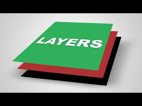 Photoshop Layers Explained