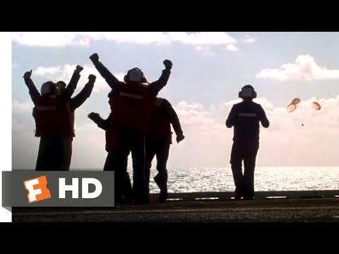 Apollo 13 (1995) - Re-Entry Scene (11/11) | Movieclips