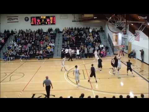 2016-17 Morningside College Men's Basketball Highlight Film