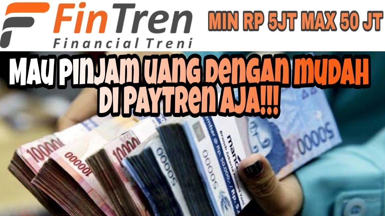 Cara pinjam uang modal di PayTren tanpa jaminan ...