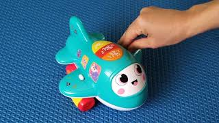 My First Plane Baby Toy For Age 1 2  Year