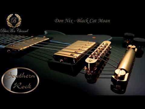 Don Nix - Black Cat Moan - (BluesMen Channel) - BLUES