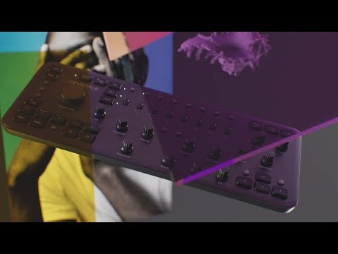 Loupedeck+ : The Photo and Video Editing Console