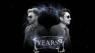 A bazz - YEARS ft. Nitin Desai   Official Audio