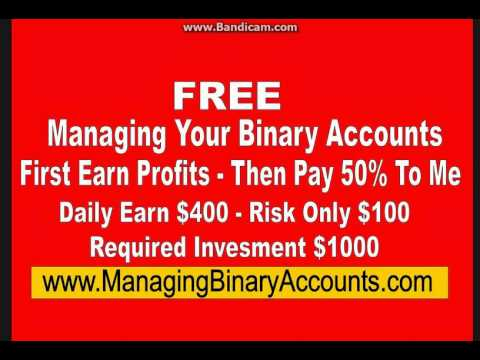 Managing Binary Options trading Accounts   In Albania Andorra Armenia Austria Azerbaijan UK EUROPE