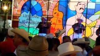 Trio Cariñosos Huastecos El caballito en el 18 Festival de la Huasteca en Xicotepec, Pue  2013