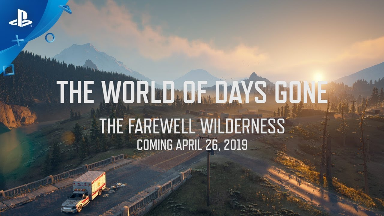 Days Gone – World Series: The Farewell Wilderness | PS4