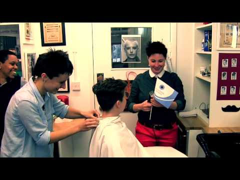Buzz Cut Day Barberette Youtube