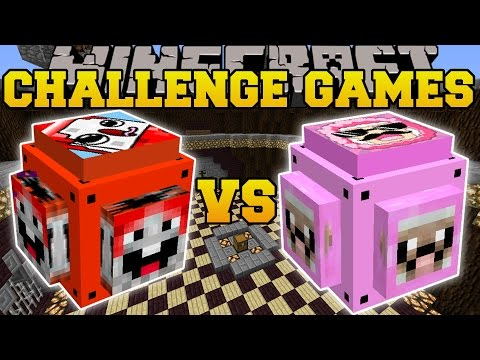 Thumbnail: Minecraft: EXPLODINGTNT VS PINK SHEEP CHALLENGE GAMES - Lucky Block Mod - Modded Mini-Game