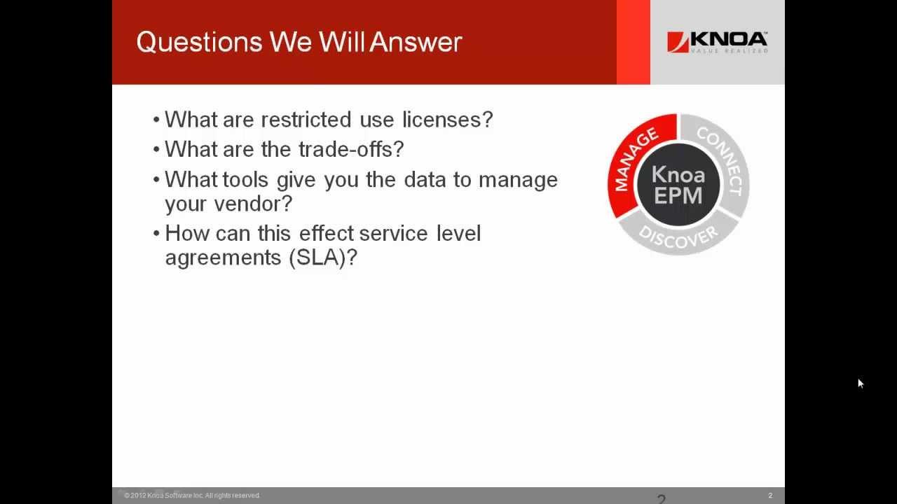 Salesforcer Apm Service Level Agreements 2013 Application
