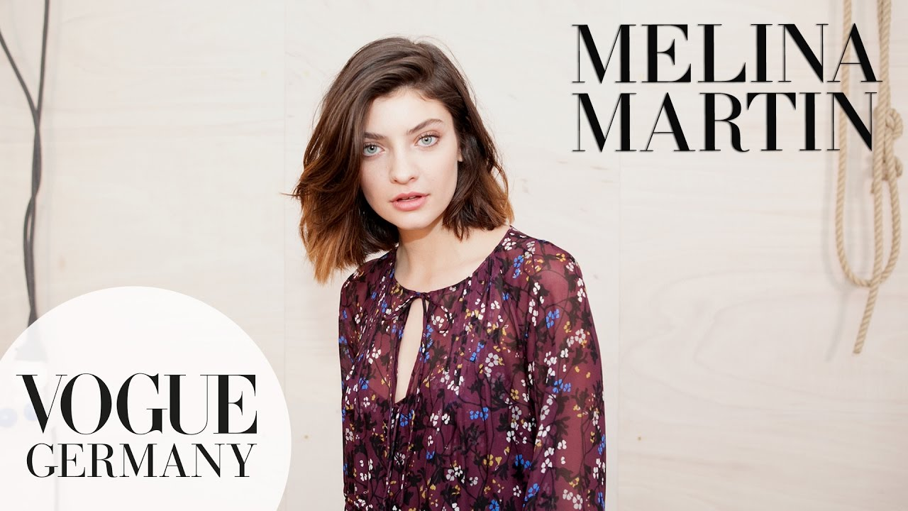 Melina Martin: 1 Collection, 6 Looks in 60 Seconds II Dorothee Schumacher