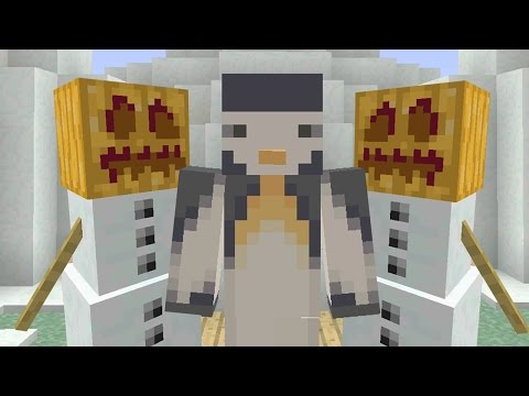 Minecraft Xbox - Series to Slay the Guardian - The Big Igloo [Part 13]