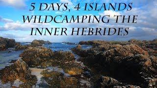 Gambar cover Wild Camping Mull, Iona, Ulva and Gometra. Part1/2