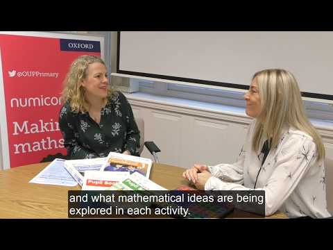 Numicon And The Ofsted Inspection Framework: Building On Learning