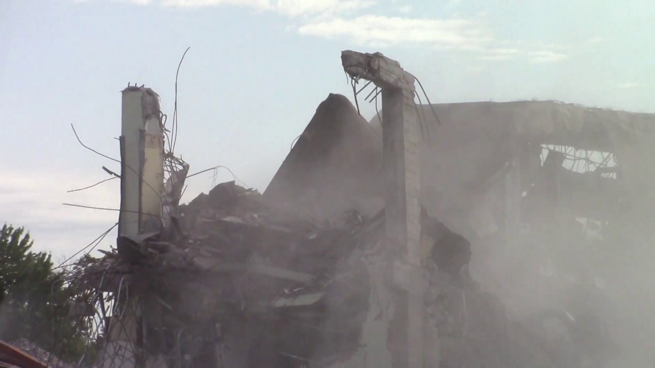 Wyeth Demolition Update  8-14-19