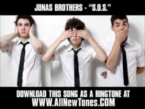 Jonas Brothers - SOS [ New Video + Lyrics + Download ]