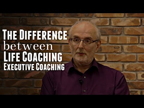 The Difference between Life Coaching and Executive Coaching - Coaching Movie Blog