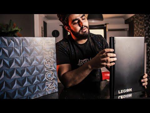 صورة  لاب توب فى مصر Lenovo Legion Y540 | اكتر لابتوب يستاهل سعره؟ شراء لاب توب من يوتيوب