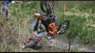 2015 Dirt Bike Crash Compilation - 101 Ways How Not To Ride A Dirtbike