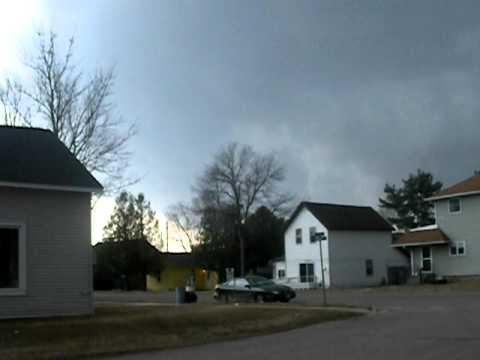 Merrill Wisconsin Tornado 4/10/11