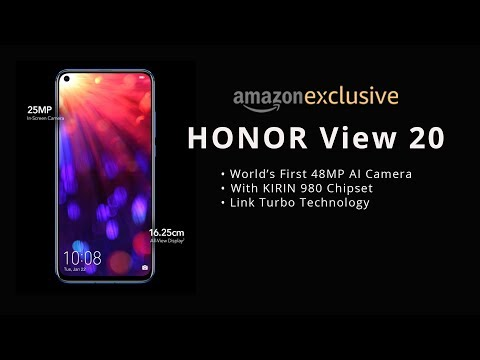 Honor View 20 India Launch | Honor View 20 Price, Specifications, Release Date in INDIA