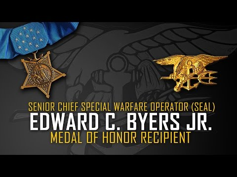 SEAL recounts actions leading to Medal of Honor