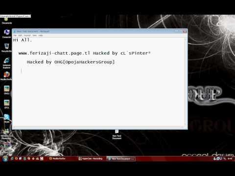 Ferizaji-chatt.page.tl hacked by OHG