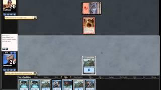 Pauper Gauntlet S02 R05 Illusory Tricks vs Goblins