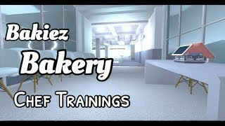 Bakiez Bäckerei Chef Trainings!! | Roblox BB