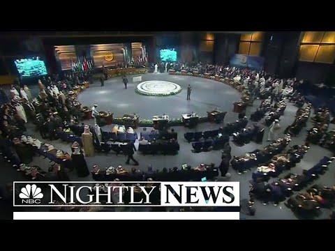 Yemen Crisis Answered By Arab Coalition Army | NBC Nightly News