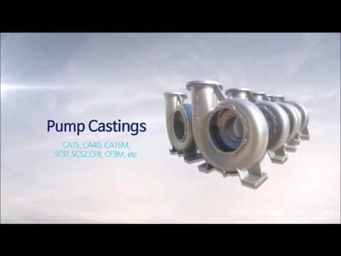 Shell Molding & Sand Casting Foundry