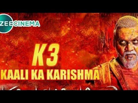 Download Kali Ka Karishma (K3) Hindi Dubbed Full Movie Review | Raghava Laurens