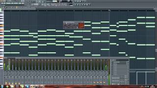 Pirates of the Caribbean Sound Track - One Day - FL Studio 11 - Tom Davies