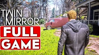 TWIN MIRROR Gameplay Walkthrough Part 1 FULL GAME [1080P 60FPS PS5] - No Commentary
