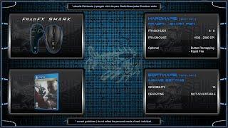 FRAGFX SHARK PS4 - Destiny 2 Setting / Review - SPLITFISH GAMEWARE