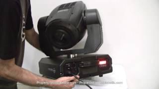 Foco de cabezal móvil DMX512 575W Spot distribuido por CABLEMATIC ® (2)