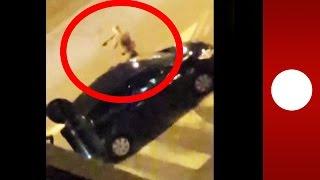 Paris attacks: Footage of the Saint-Denis siege