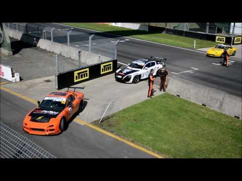 New Zealand 2016/17 Premier Motorsport Championship Series Round 8
