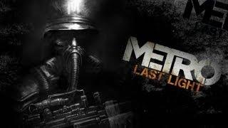 Metro Last Light Gameplay - HUN -