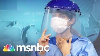 How Nurses Suit Up For Ebola | msnbc