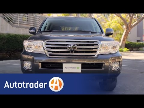 2013 Toyota Land Cruiser - AutoTrader New Car Review