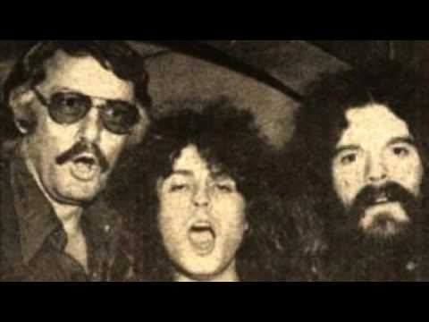Marc Bolan of T-Rex interviews Marvel's Stan Lee in 1975