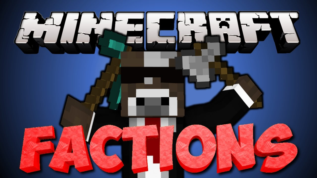 Minecraft FACTIONS MCMMO Beginners Guide How To Play Faction MCMMO YouTube