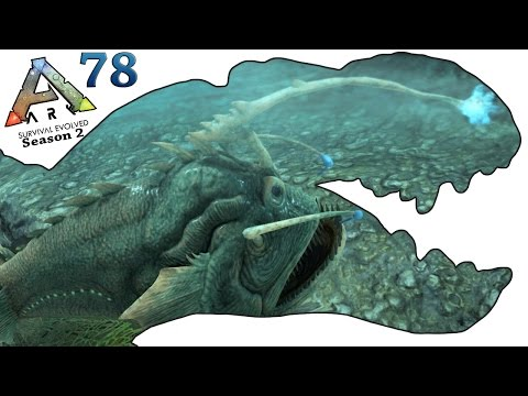 Ark survival evolved gameplay s2 ep78 angler fish for Angler fish ark
