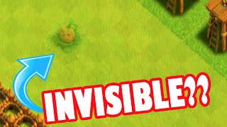 Clash of Clans - INVISIBLE OBSTACLE! GHOST PUMPKIN CONFIRMED! Worst Bases Ever!