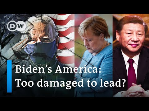 China rising, Europe reluctant - Can America lead again?