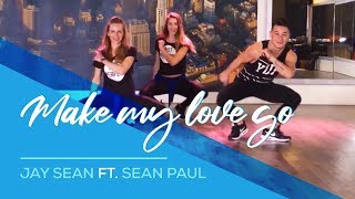 Make My Love Go - Jay Sean ft Sean Paul -  Leg Burning Excercise  Fitness Dance Zumba
