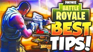 6 Ways To Be The BEST PLAYER! (Console Fortnite Tips) - Get Better at Fortnite Battle Royale Tips!