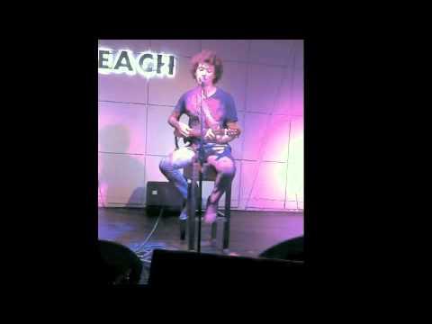 Toty Sa'Med - Rosa Morena (cover) (Live @ Miami Beach -  Luanda)